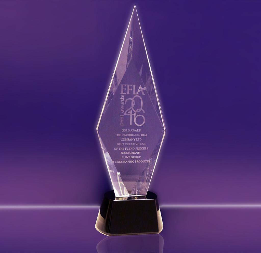 EFIA 2016 Award