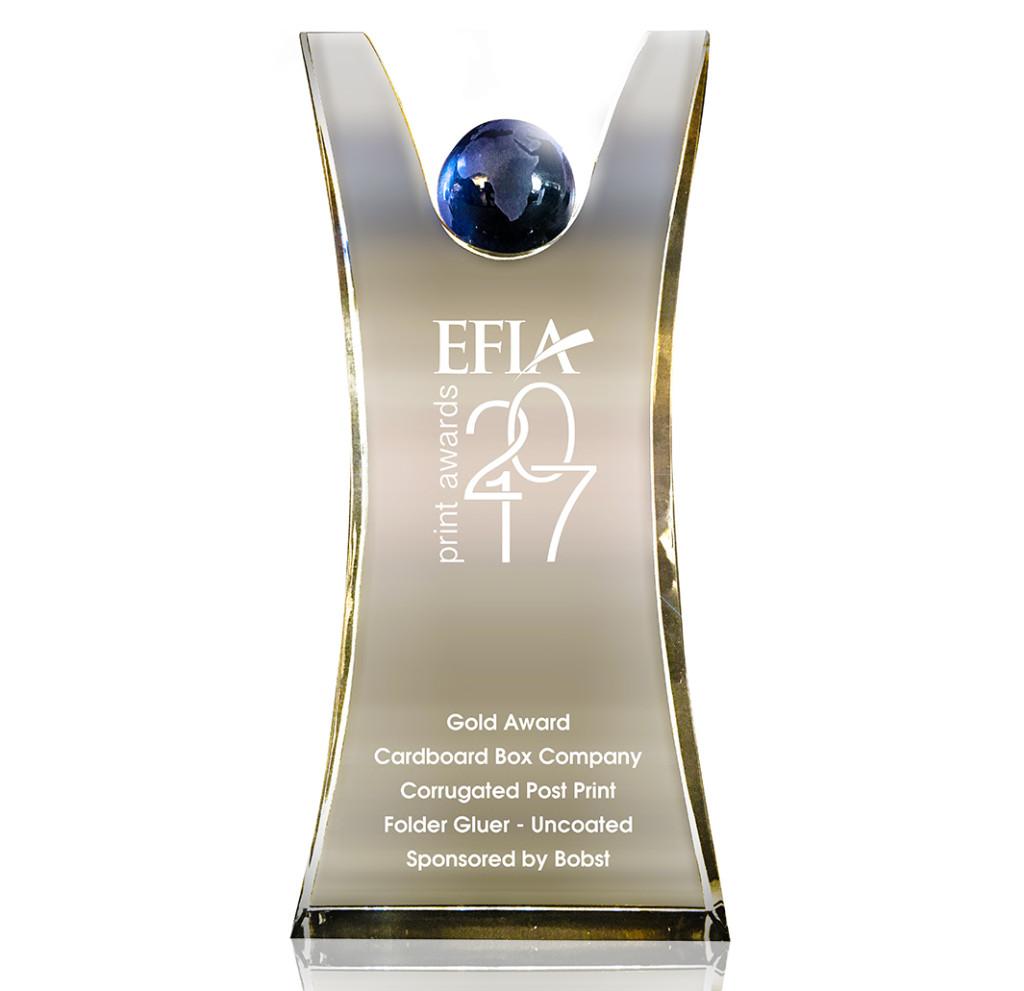 EFIA 2017 Award2
