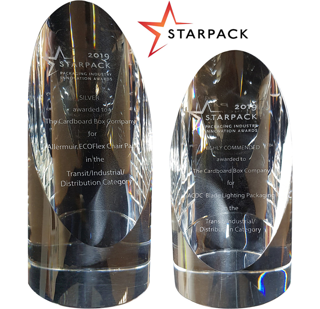 STARPACK 2019 - Awards